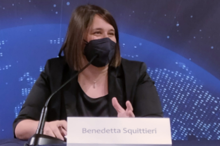 l'assessore Benedetta Squittieri